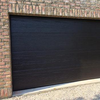 Taille porte garage latest nice spinbus kit xl porte de for Porte de garage basculante grande largeur