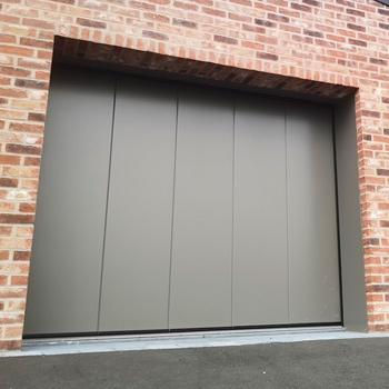 Porte De Garage Latrale Ou Verticale Un Grand Choix De Modles